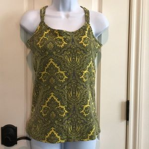 Balance Collection strapping workout tank sz XL